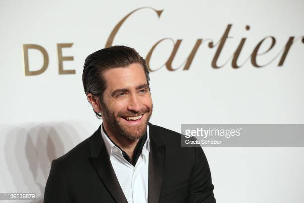 Jake Gyllenhaal during the Clash de Cartier event at la Conciergerie on April 10 2019 in Paris France