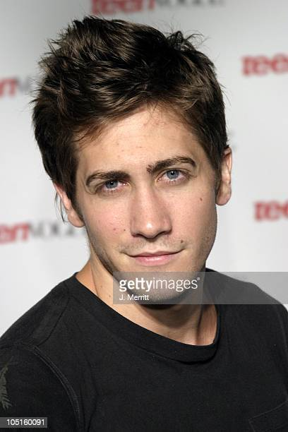 Jake Gyllenhaal during The Teen Vogue Celebrates Its First Annual Young Hollywood Issue at Private Residence in Beverly Hills California United States