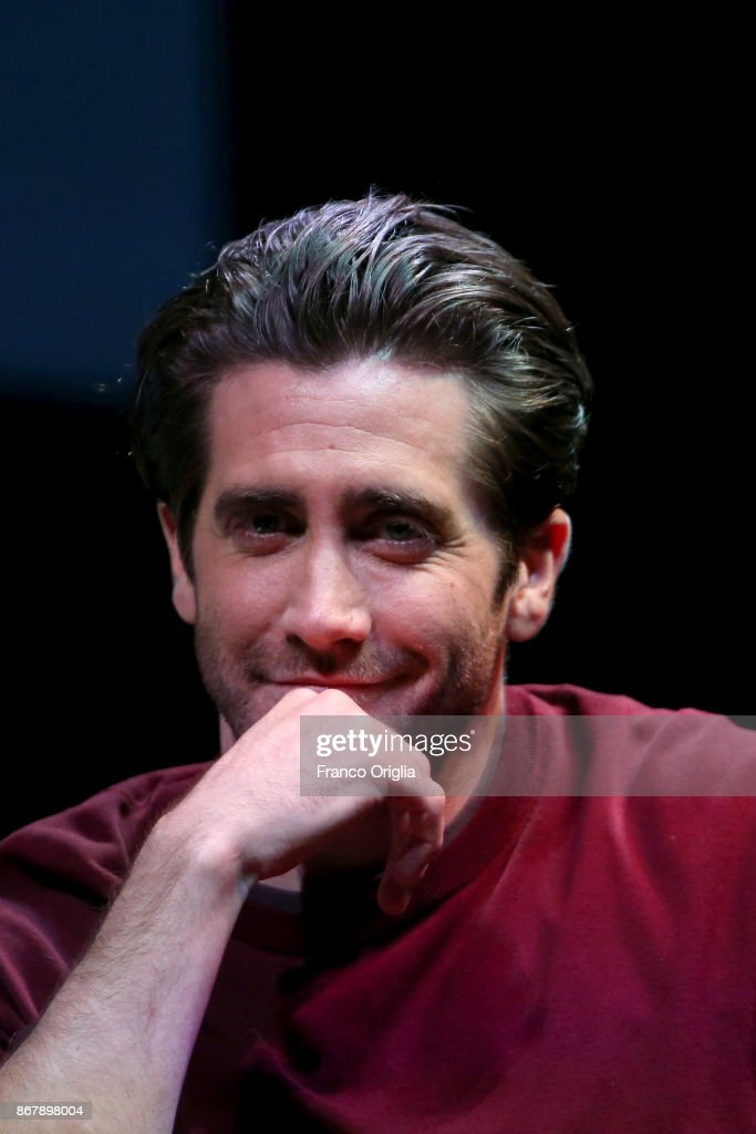 Jake Gyllenhaal Meets The Audience - 12th Rome Film Fest