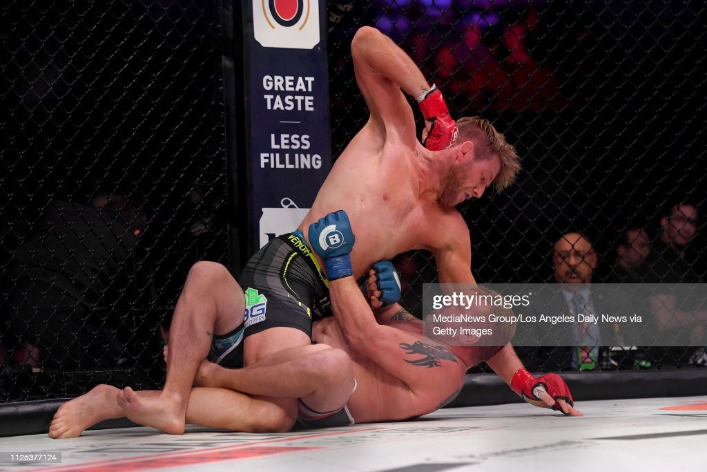 Bellator 214 : News Photo