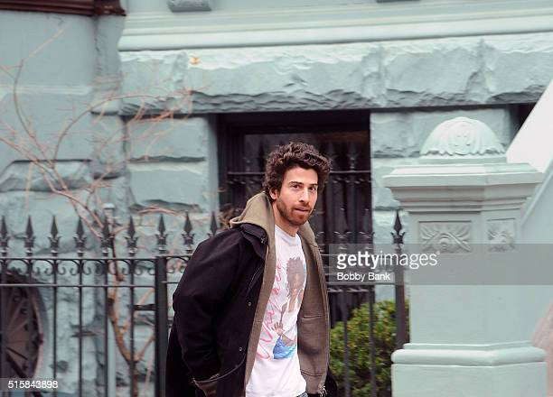 Jake Hoffman on the set of Yen Din Ka Kissa on March 15 2016 in New York City