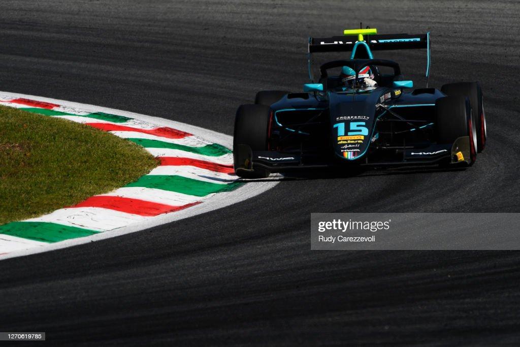 Formula 3 Championship - Round 8:Monza - Practice & Qualifying : News Photo