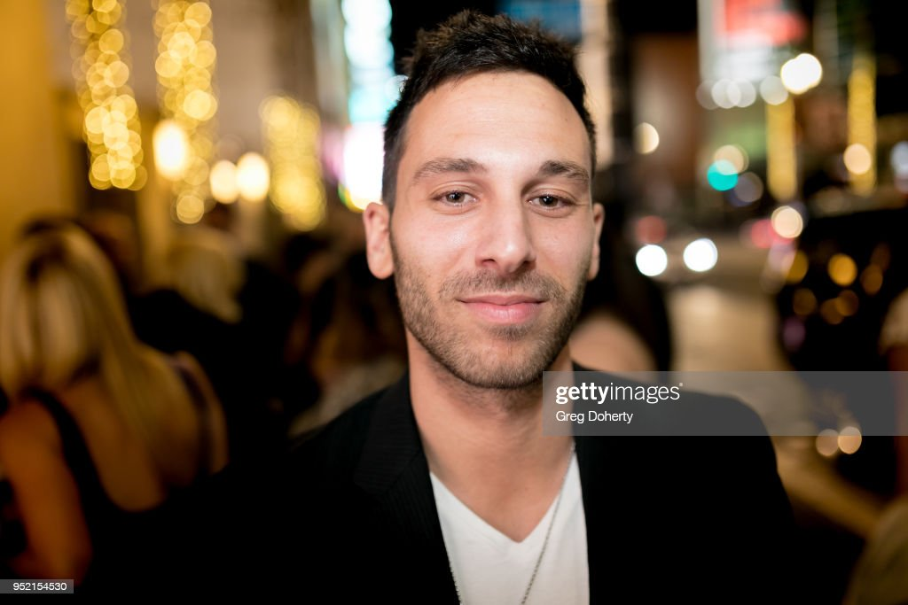 Jake Hunter attends The Bay's Pre-Emmy Red Carpet Celebration at 33 Taps Hollywood on April 26, 2018 in Los Angeles, California.