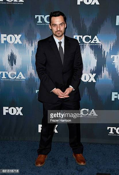 Jake Johnson attends the FOX AllStar Party during the 2017 Winter TCA Tour at Langham Hotel on January 11 2017 in Pasadena California