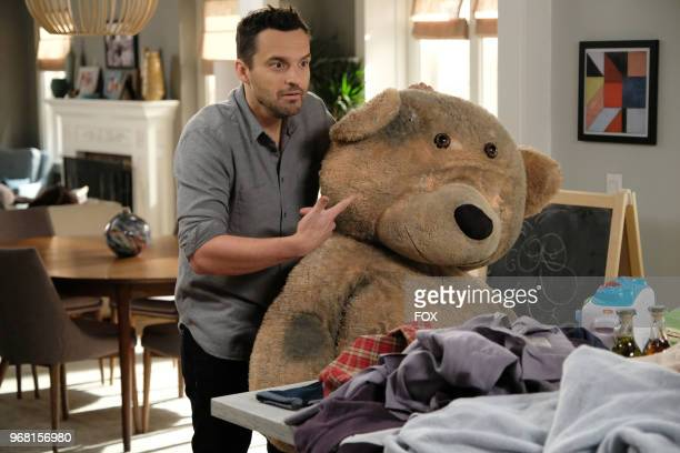 """Jake Johnson in """"Godparents,"""" the first part of the special one-hour NEW GIRL episode airing Tuesday, May 8 on FOX."""