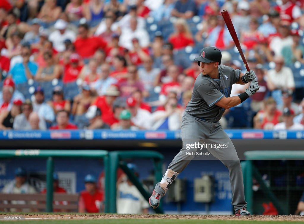 Arizona Diamondbacks v Philadelphia Phillies : News Photo