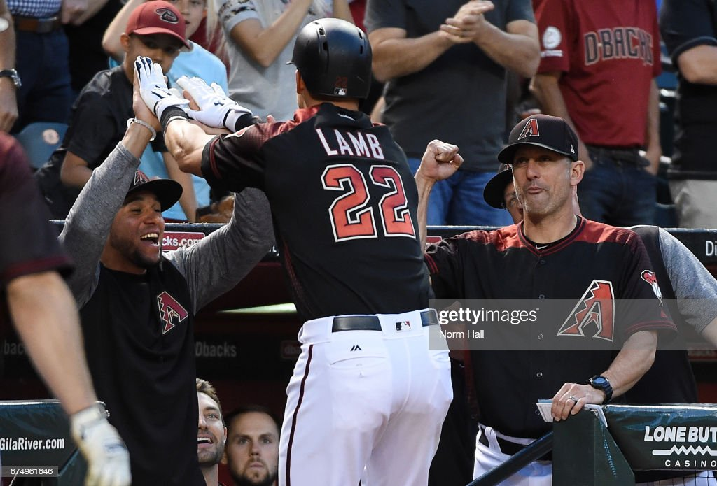 Colorado Rockies v Arizona Diamondbacks : News Photo