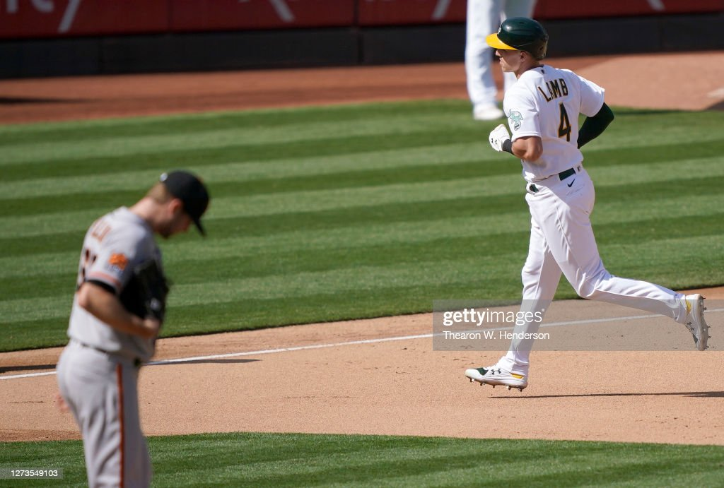 San Francisco Giants v Oakland Athletics : News Photo