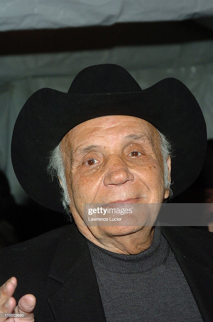 Jake LaMotta during Raging Bull 25th Anniversary and Collector's Edition DVD Release Celebration at Ziegfeld Theatre in New York City, New York, United States.