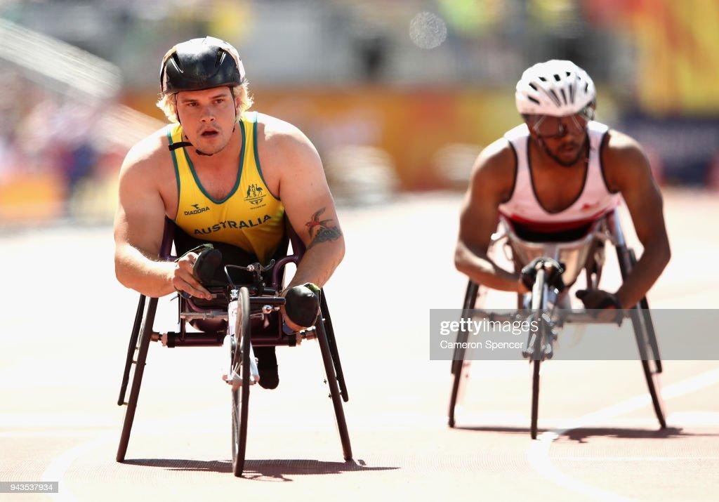 Athletics - Commonwealth Games Day 5 : News Photo