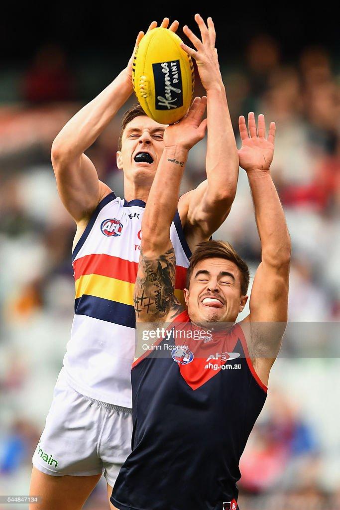 AFL Rd 15 - Melbourne v Adelaide