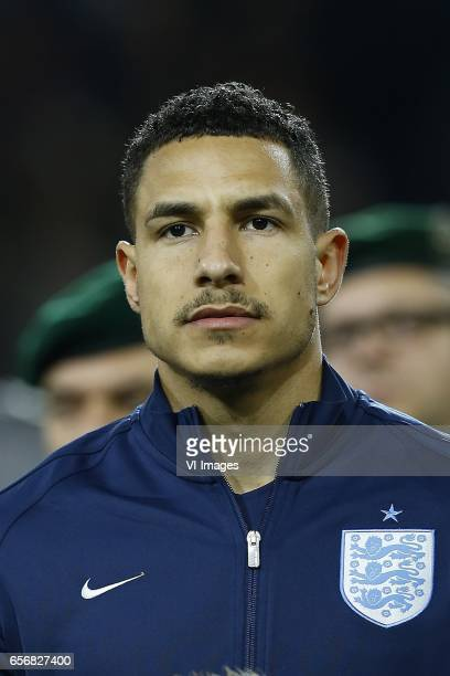 Jake Livermore of Englandduring the friendly match between Germany and England on March 22 2017 at the Signal Iduna Park stadium in Dortmund Germany