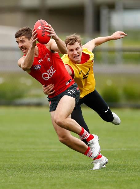 AUS: Sydney Swans Training Session