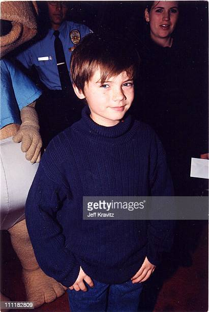 Jake Lloyd at the 1999 premiere of The Rugrats movie in Los Angeles