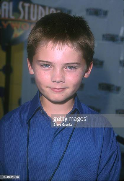 Jake Lloyd during The Hollywood Reporter 4th Annual YoungStar Awards at Universal Studios in Universal City California United States