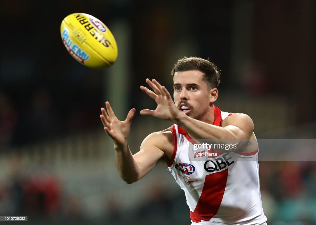 AFL Rd 20 - Sydney v Collingwood : News Photo