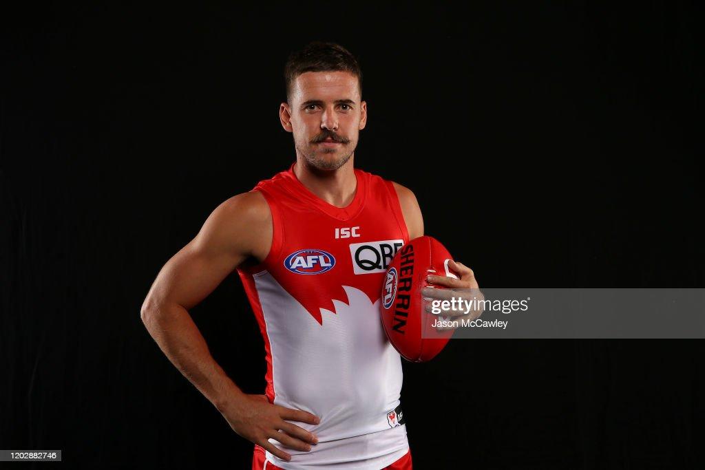 Sydney Swans Media Day : News Photo