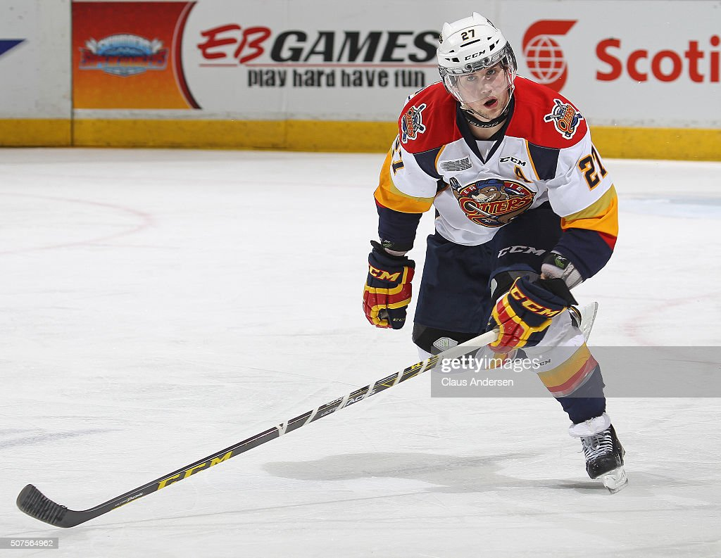 Erie Otters v London Knights : News Photo