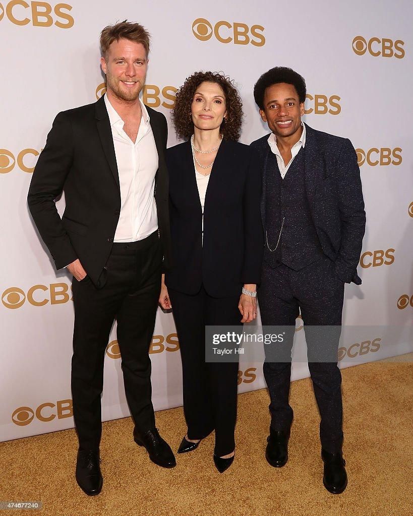 2015 CBS Upfront : News Photo