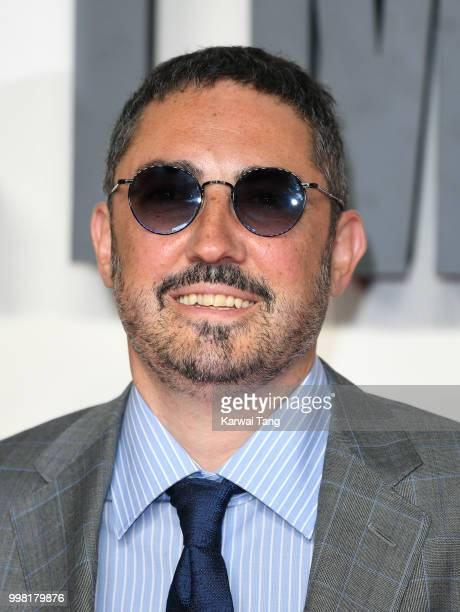 Jake Meyers attends the UK Premiere of 'Mission Impossible Fallout' at BFI IMAX on July 13 2018 in London England