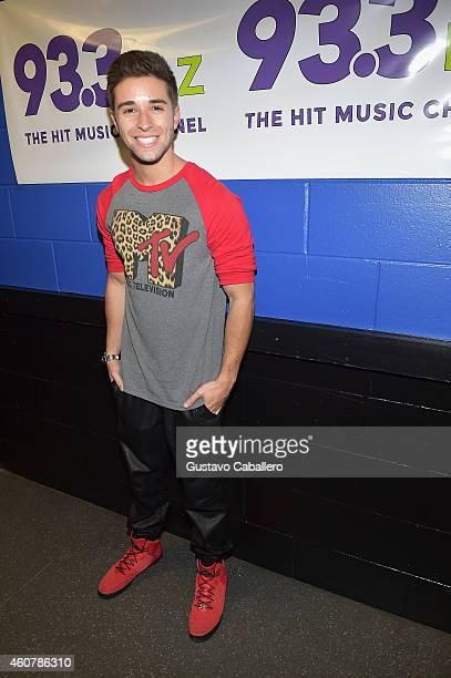 Jake Miller attends 93.3 FLZ's Jingle Ball 2014 at Amalie Arena on December 22, 2014 in Tampa, Florida.