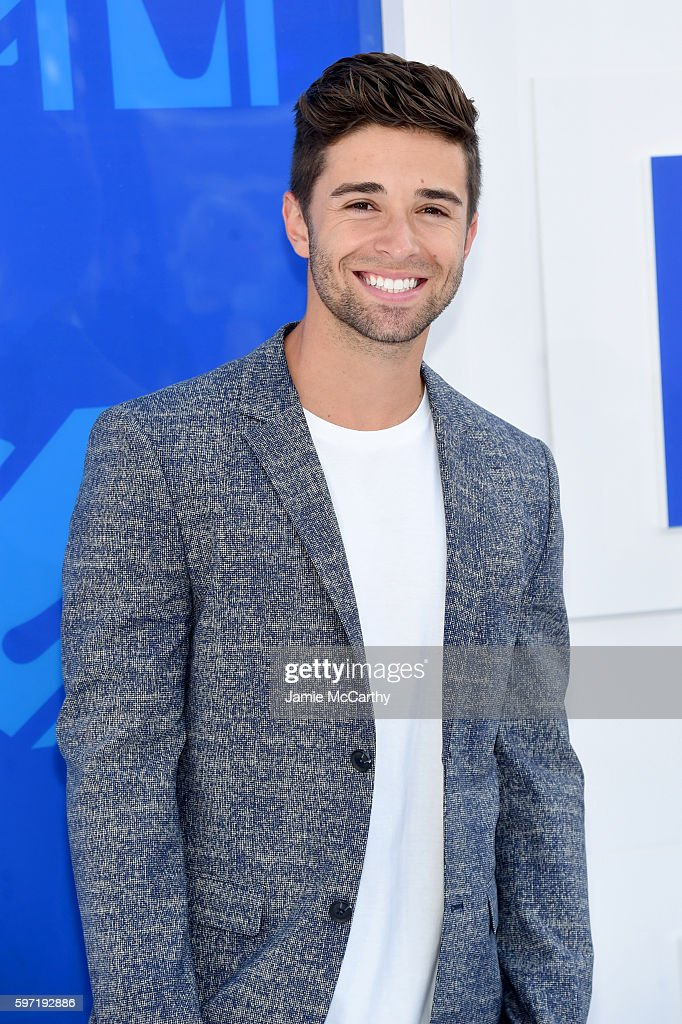 Jake Miller attends the 2016 MTV Video Music Awards at Madison Square Garden on August 28, 2016 in New York City.