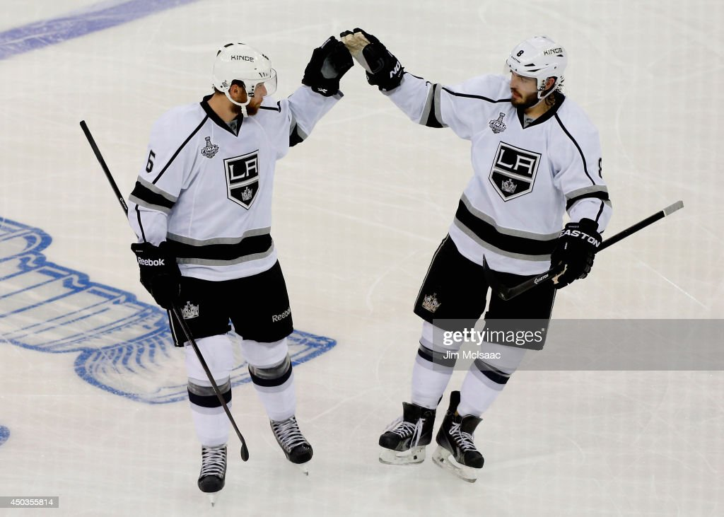 2014 NHL Stanley Cup Final - Game Three : News Photo