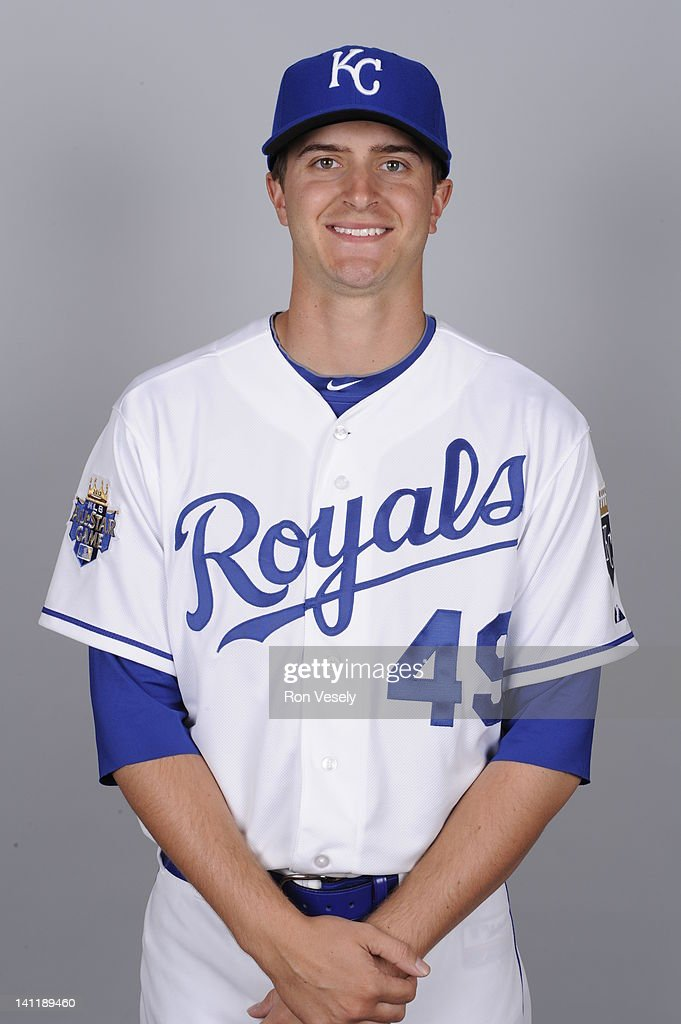 Jake Odorizzi #49 of the Kansas City Royals poses during Photo Day on Wednesday, February 29, 2012 at Surprise Stadium in Surprise, Arizona.