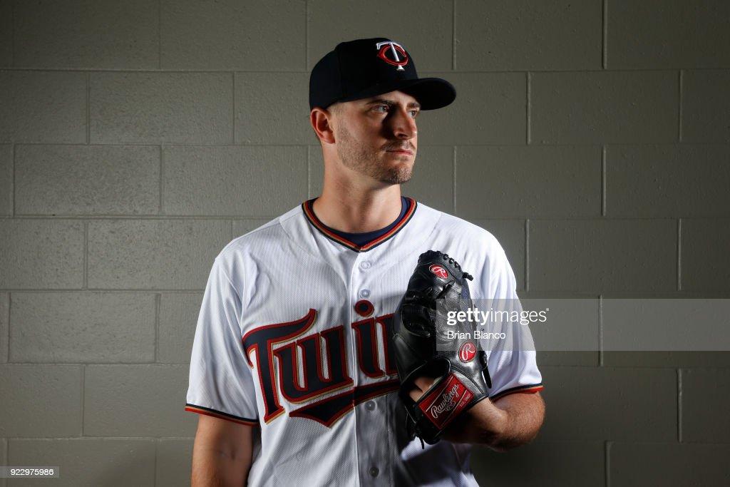 Minnesota Twins Photo Day : News Photo