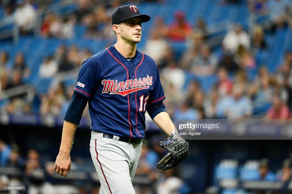 Minnesota Twins v Tampa Bay Rays : News Photo