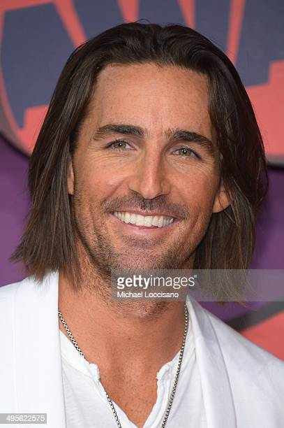 Jake Owen attends the 2014 CMT Music awards at the Bridgestone Arena on June 4 2014 in Nashville Tennessee