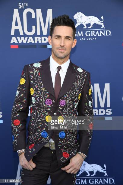 Jake Owen attends the 54th Academy Of Country Music Awards at MGM Grand Garden Arena on April 07 2019 in Las Vegas Nevada