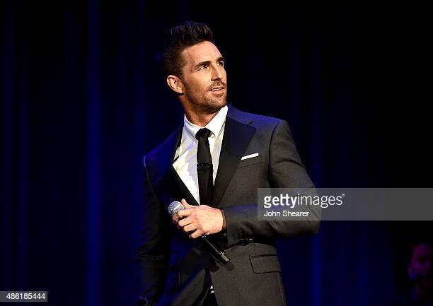 Jake Owen hosts the 9th Annual ACM Honors at the Ryman Auditorium on September 1 2015 in Nashville Tennessee