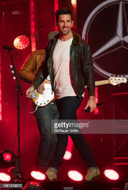 Jake Owen is seen at 'Jimmy Kimmel Live' on November 13 2018 in Los Angeles California