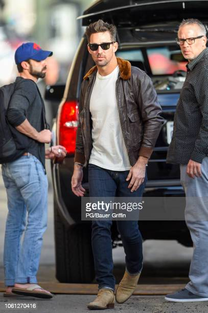 Jake Owen is seen on November 13 2018 in Los Angeles California