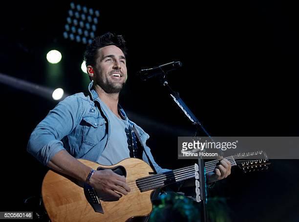 Jake Owen performs at Country Thunder Arizona 2016 at Country Thunder West on April 9 2016 in Florence Arizona