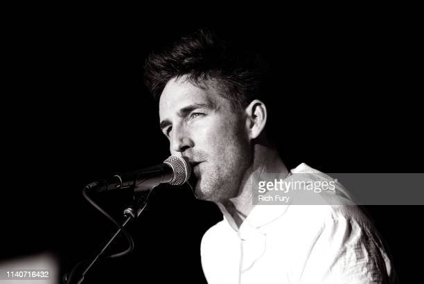 Jake Owen performs onstage at ACM Stories Songs Stars A Songwriter's Event Benefiting ACM Lifting Lives on April 05 2019 in Las Vegas Nevada