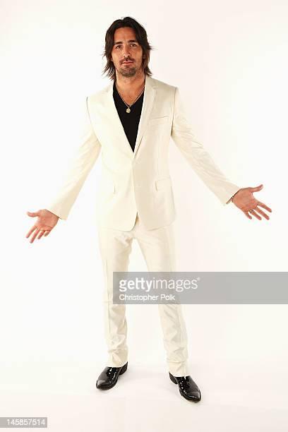 Jake Owen poses in the Wonderwallcomcom Portrait Studio during 2012 CMT Music awards at the Bridgestone Arena on June 6 2012 in Nashville Tennessee