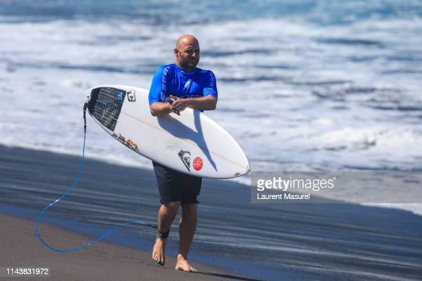 Jake Paterson wins his heat on Round One Group Three on Masters