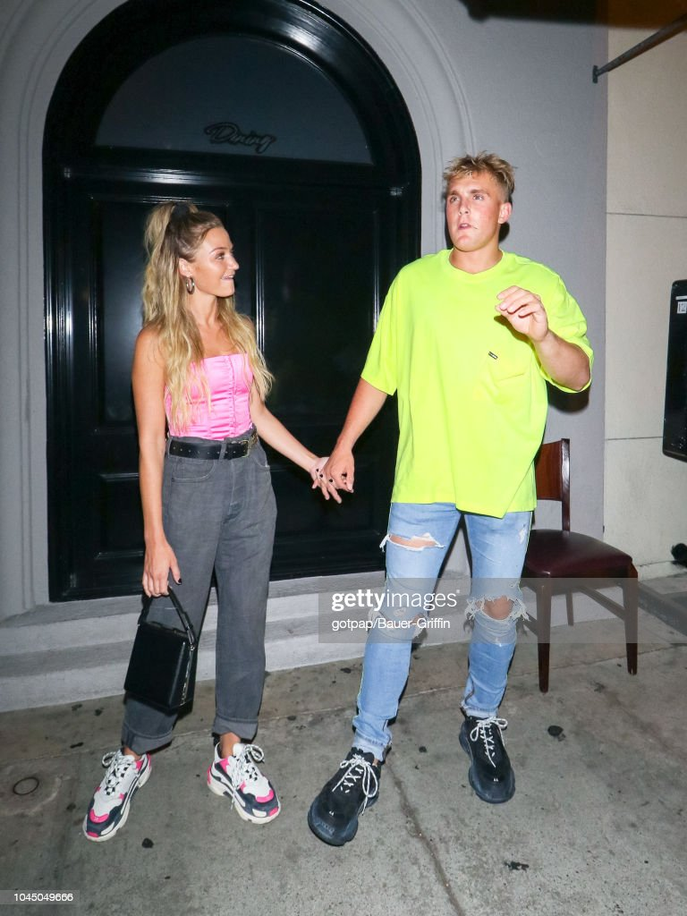 Celebrity Sightings In Los Angeles - October 02, 2018 : News Photo