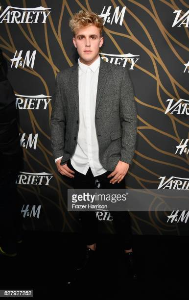 Jake Paul attends Variety Power of Young Hollywood at TAO Hollywood on August 8 2017 in Los Angeles California