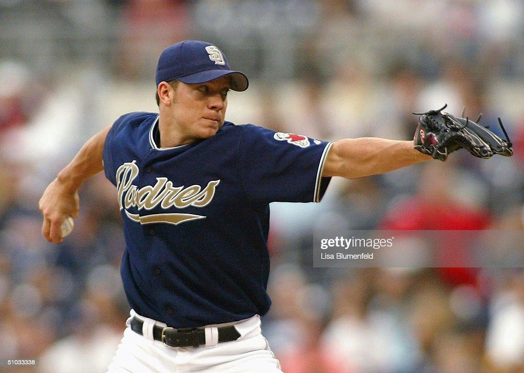 Astros v Padres : ニュース写真