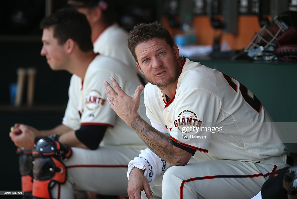Arizona Diamondbacks v San Francisco Giants : News Photo