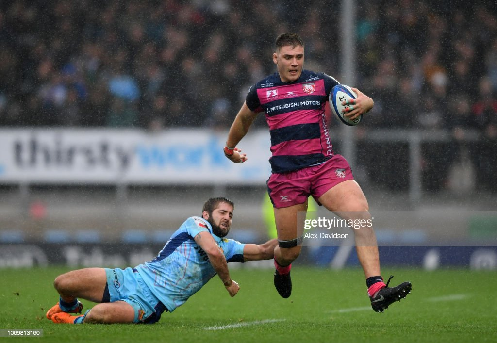 Exeter Chiefs v Gloucester Rugby - Heineken Champions Cup : News Photo