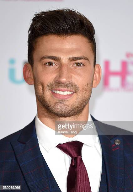 Jake Quickenden attends the Lorraine's High Street Fashion Awards at Grand Connaught Rooms on May 17 2016 in London England