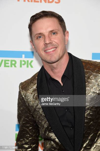 Jake Shears attends the Hudson River Park Annual Gala at Cipriani South Street on October 17 2019 in New York City