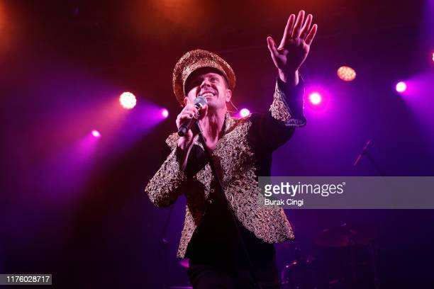 Jake Shears performs on stage at Electric Ballroom on September 20 2019 in London England