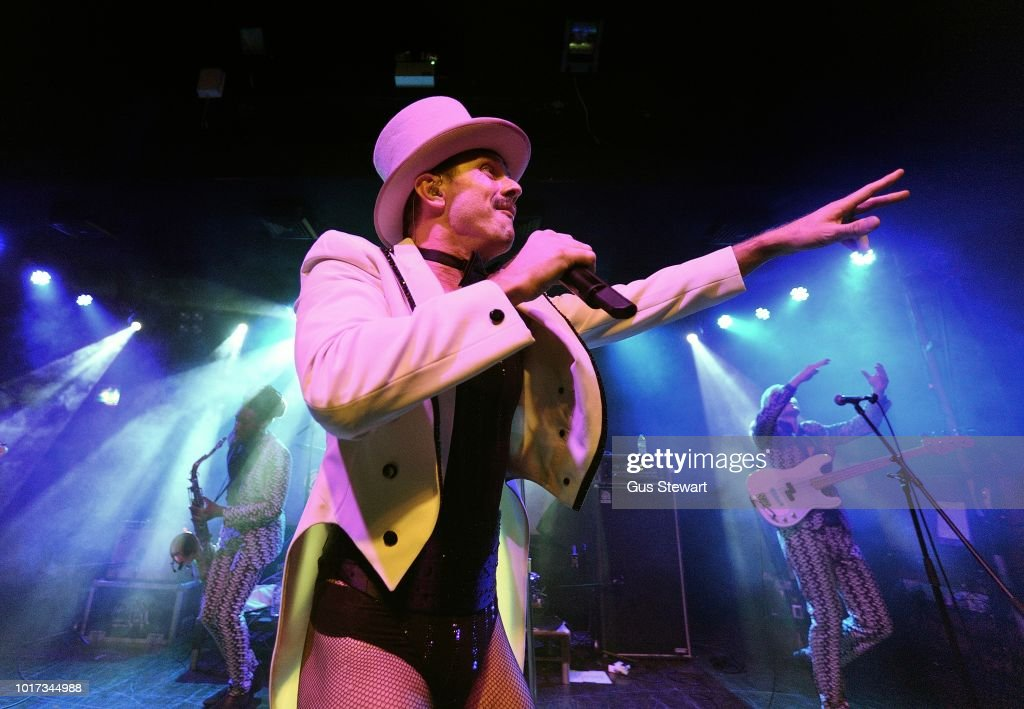 Jake Shears Performs At Scala, London