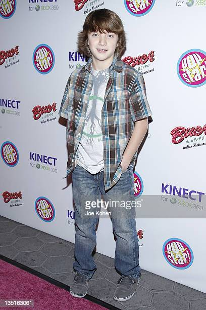 Jake Short attends Popstar Magazine Celebrates Their Breakthrough Artists Of 2012 on December 6 2011 in Universal City California