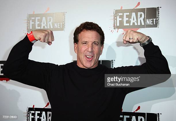 Jake Steinfeld attends the FEARnet Launch Party at Boulevard 3 on October 30 2006 in Los Angeles